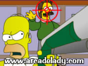 Homer the Flanders Killer 3 Icon