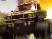 Monster Truck Rampage Icon