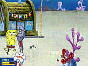 Sponge Bob Square Pants: Anchovy Assault Icon