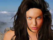 Angelina Jolie Makeover Icon
