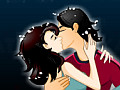 Kiss While Skating Icon