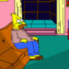 Simpsons Home Interactive Icon